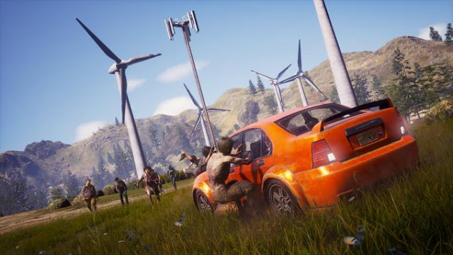 State of Decay 2 a game in the style of adventure on the popular theme of zombies. Here you will again go to the resistance, in order to protect your own life as best as possible.
