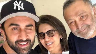 Rishi Kapoor comeback in films soon