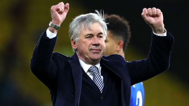 How Ancelotti has turned Everton into the PL's second-best team