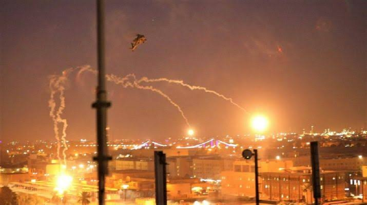 iran vs amerika, timur tengah, qassem soleimani, perang dunia 3, politik, kabar dunia,