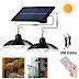 Lampu solar untuk dalam atau luar rumah