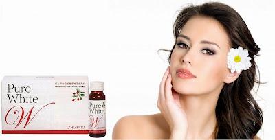 Viên uống trị nám hàng đầu Nhật Bản Pure White Shiseido