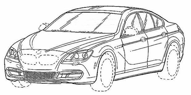 beritaterkini21.blogspot.com: BMW Siap Produksi Seri-6 GT