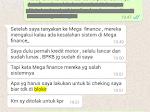 Tidak Pernah Pinjam di Bank Mega Syariah