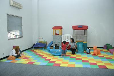 Kids Corner, Sewa Mainan Anak, Arena bermain anak