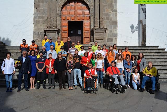 La Feria del Voluntariado y Acción Social visibiliza el trabajo solidario de las asociaciones y ONGs de La Palma