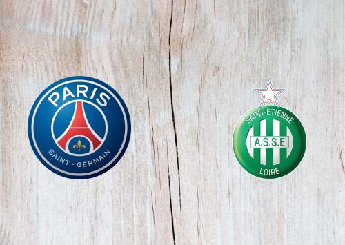 PSG vs Saint-Etienne Full Match & Highlights 24 July 2020