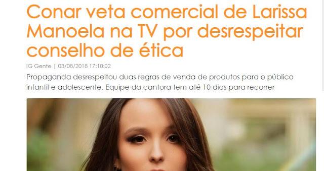 Conar comercial TV