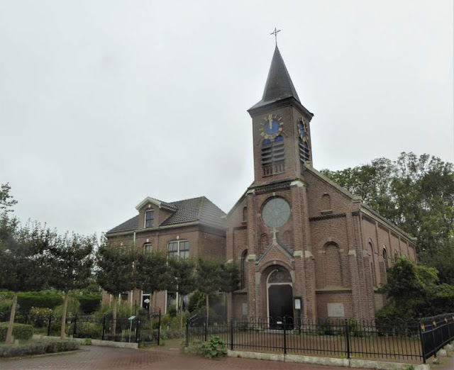 chiesa a De Cocksdorp