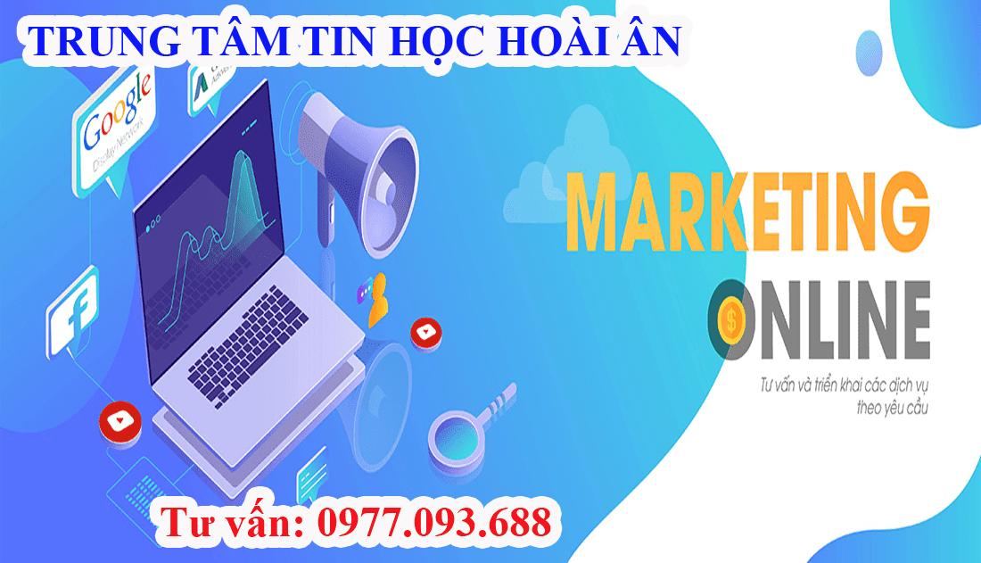 Học marketing online tại Biên Hòa
