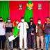 Kepala Desa Sukamukti Berikan Arahan PPKM Pandemi Covid-19, dan Bentuk Satgas PTSL' 21