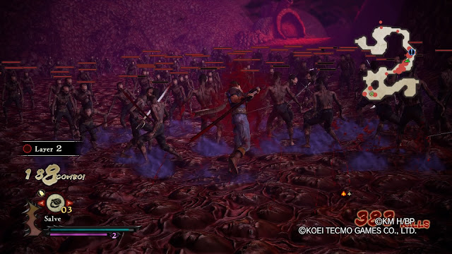 PlayStation 4 Warriors game review