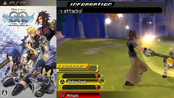 Kingdom Hearts - Birth by Sleep | PPSSPP