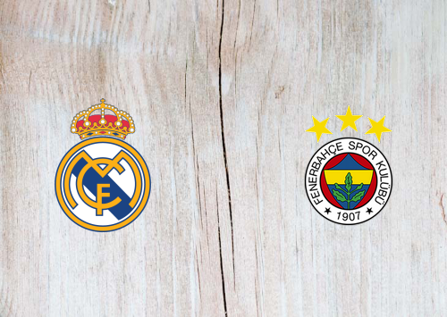 Real Madrid vs Fenerbahçe -Highlights 31 July 2019