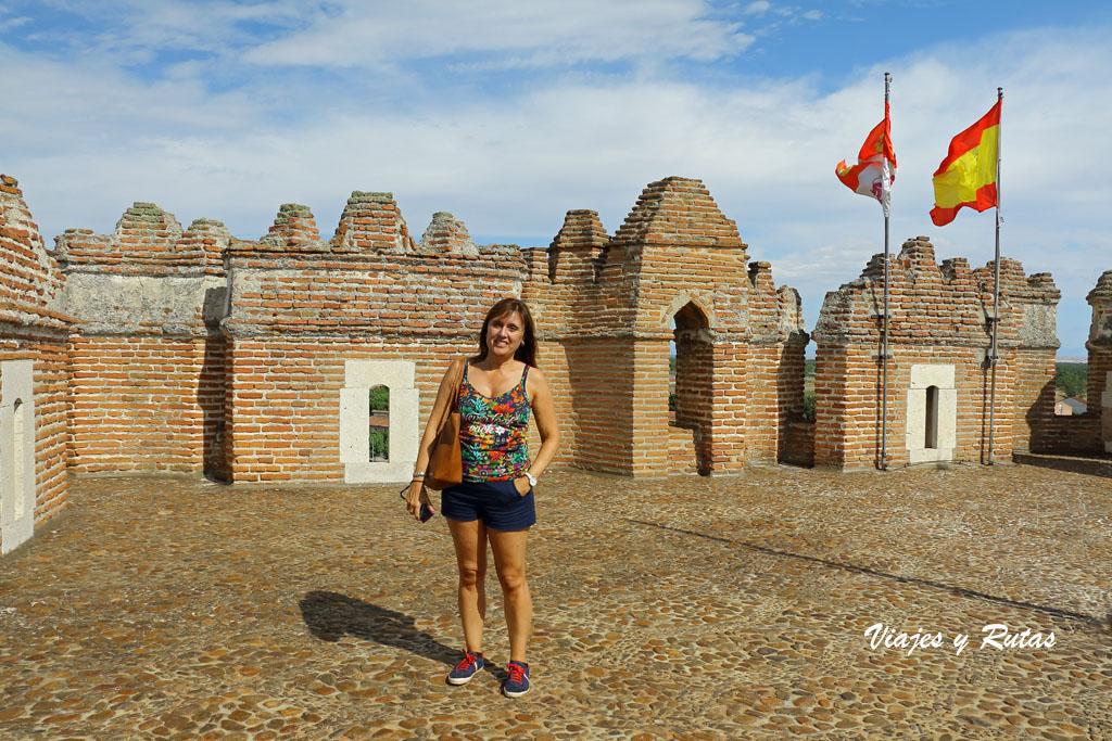 Castillo de Cosa. Segovia