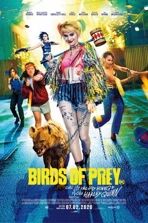 Xem Phim Cuộc Lột Xác Huy Hoàng Của Harley Quinn - Birds of Prey: And the Fantabulous Emancipation of One Harley Quinn