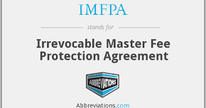 irrevocable fee protection agreement Irrevocable master fee protection agreement (imfpa) & ncnda page 3 of 12 irrevocable master fee protection agreement (imfpa) seller banker details for.