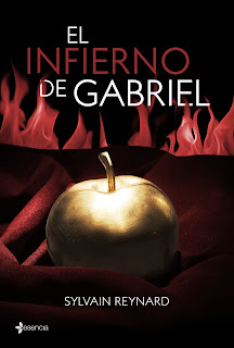 """""""El infierno de Gabriel"""" de Sylvain Reinard"""