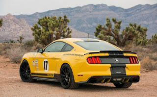2016  Ford Shelby Terlingua Mustang GT Rear Left