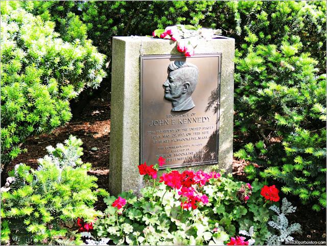 Casa de Nacimiento de Jonh F. Kennedy
