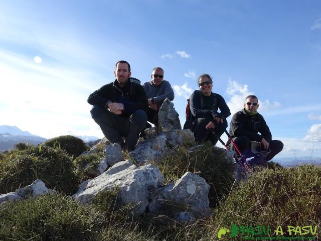 Sierra de Juan Robre: Cima de Cabezo de la García