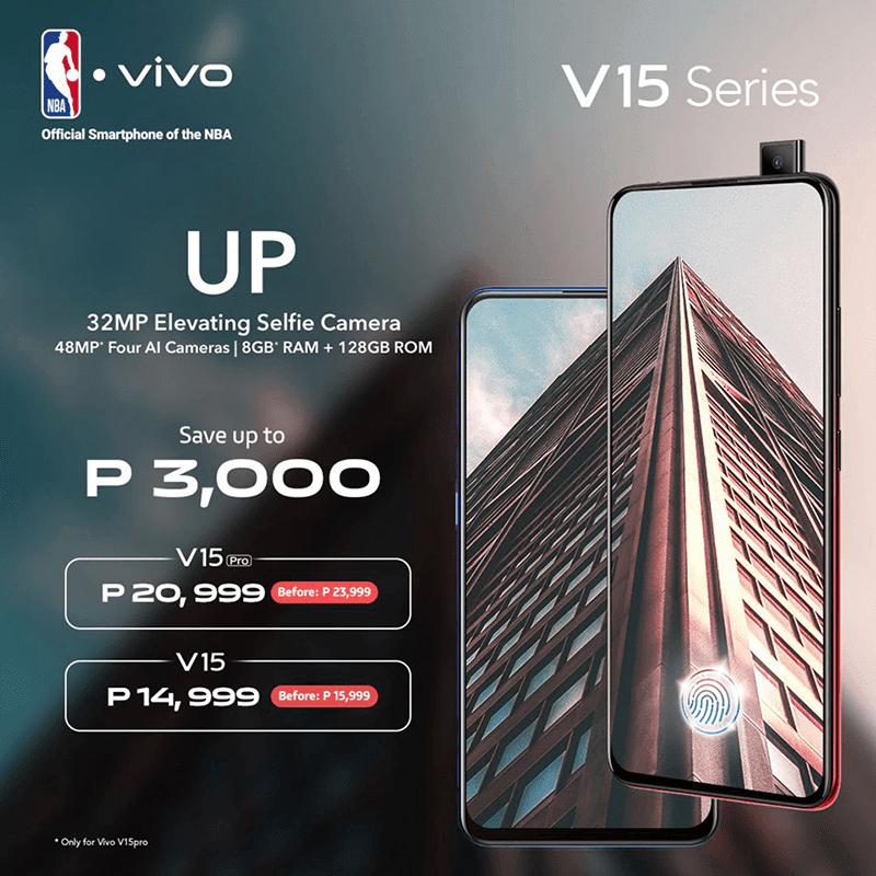 Sale Alert: Vivo drops V15 and V15 Pro's price in PH!
