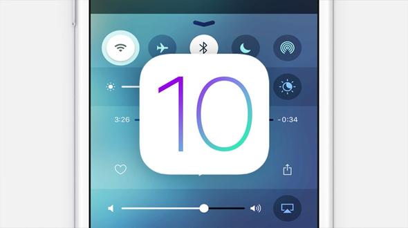 iOS 10, Apple, iPhone