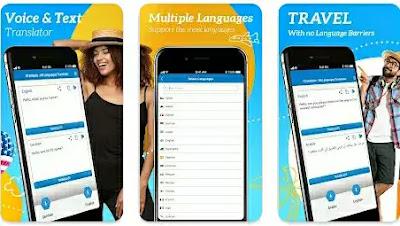 Aplikasi Terjemah - iTranslate Voice