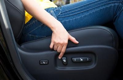 Tips memelihara jok elektrik mobil.