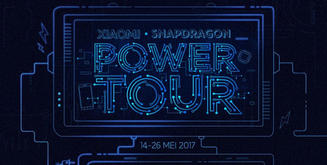 Banner Xiaomi Snapdragon Power Tour