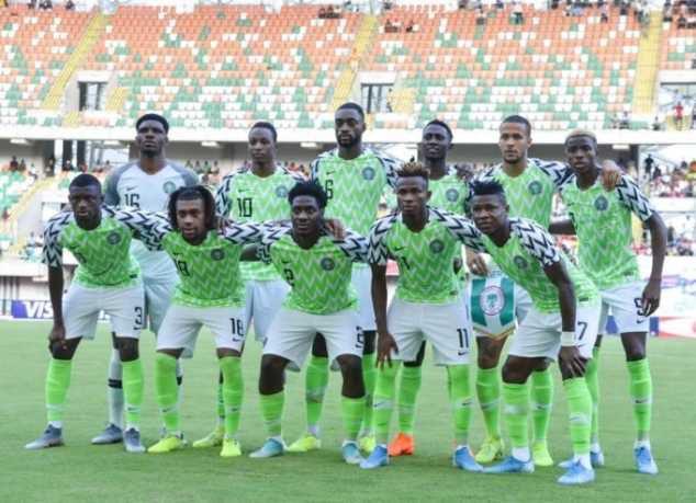 Nigeria Move Up In Latest FIFA Rankings, Belgium Remain Top [Full List]