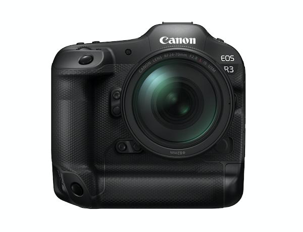 Ultrarrápida e responsiva – Canon revela os primeiros detalhes da EOS R3, a sua mais recente câmara mirrorless profissional