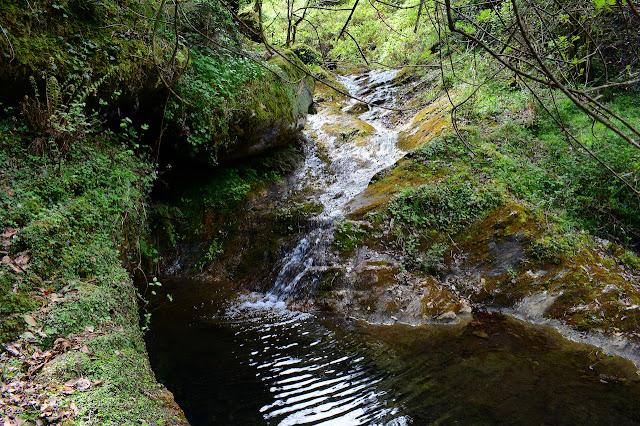 Ruisseau Ballagio.