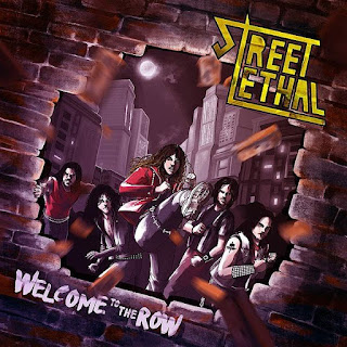 "Το τραγούδι των Street Lethal ""Tyrants"" από το album ""Welcome to the Row"""