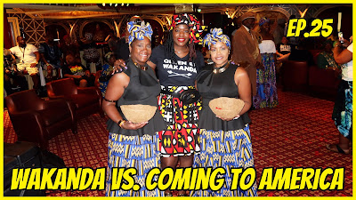 Brandi's Life Episode 25: Wakanda vs. Coming to America| PrettyPRChickTV