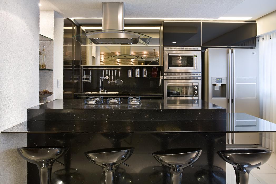 Cozinha Planejada Eletrodomesticos Inox # Beyato.com ...