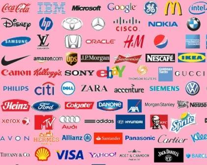 25 font yang digunakan oleh logo brand dan perusahaan