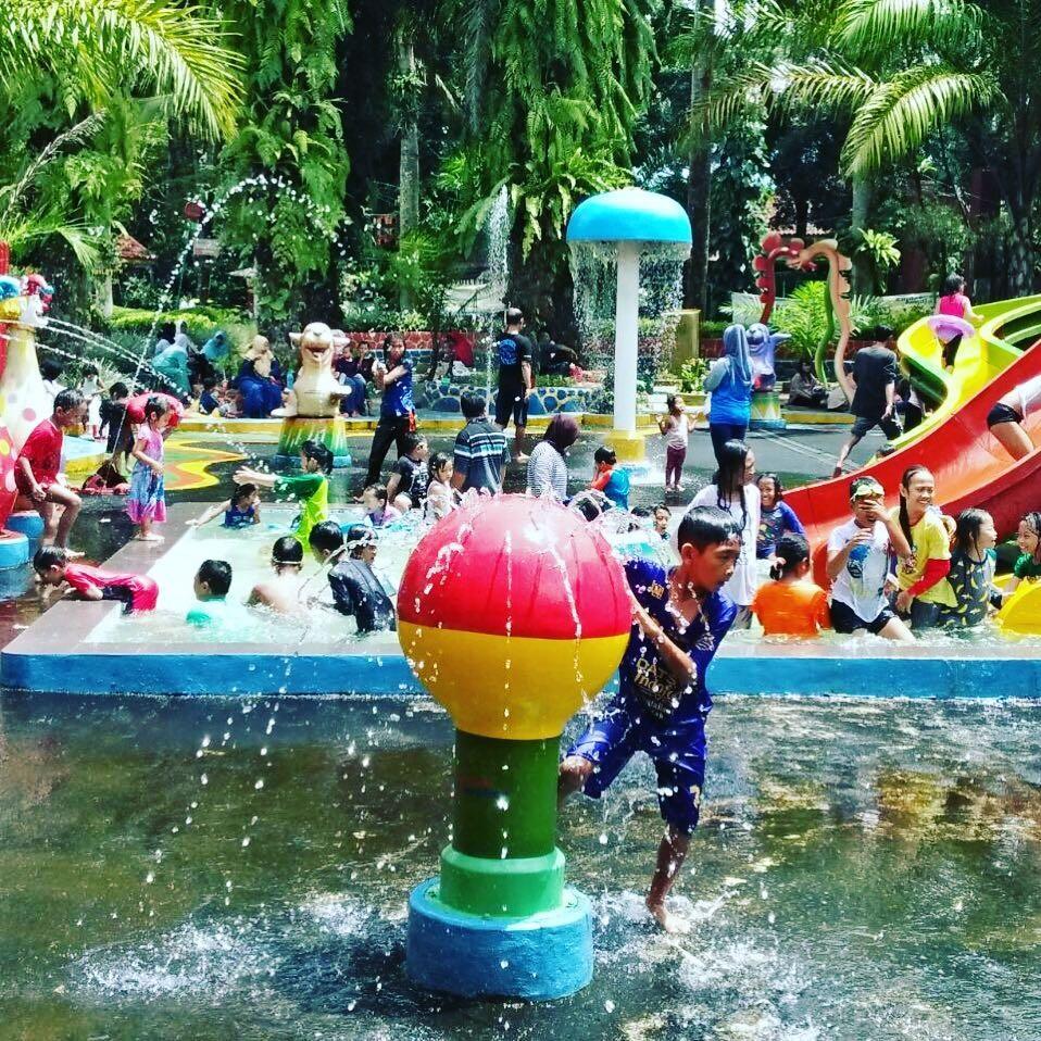 Harga Tiket Sirkus Waterplay Jatiasih Bekasi