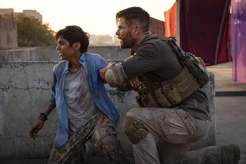 Netflix заказал продолжение боевика «Тайлер Рейк: Операция по спасению»