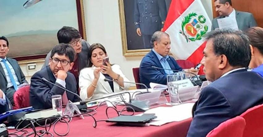 INCREÍBLE: Con voto de fujimoristas y apristas archivan denuncia contra Pedro Chávarry, por el ingreso a las oficinas que habían sido lacradas