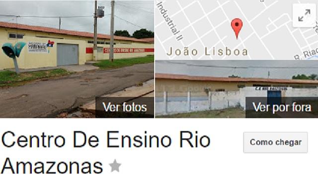 Escola Rio Amazonas