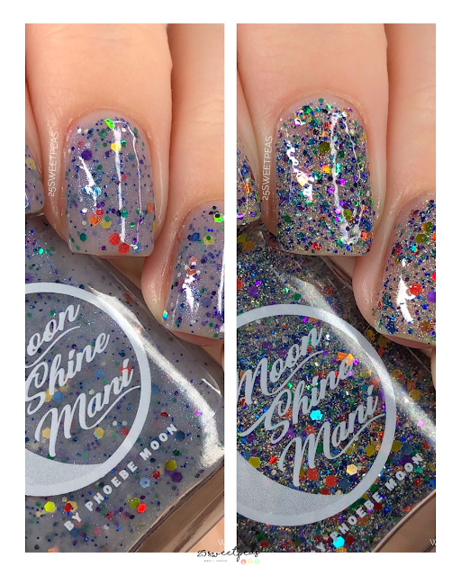 Moon Shine Mani June Facebook Group Exclusives