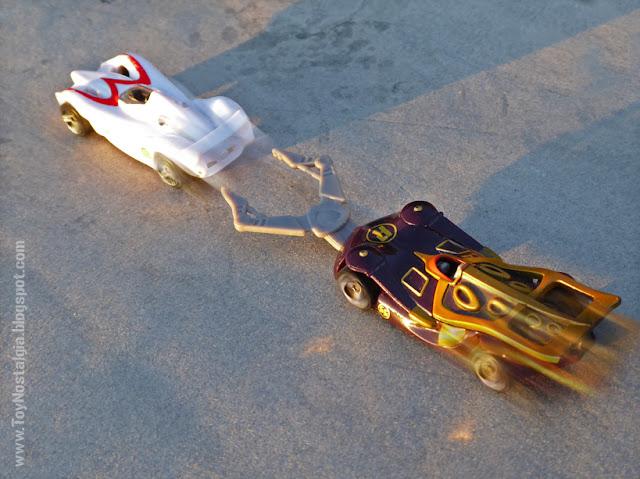 MACH 6 / GRX - SPEED RACER - HotWheels  (METEORO - SPEED RACER - MACH Go Go Go)