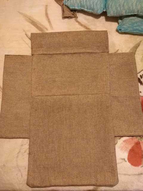 κρεβάτι μαξιλάρι σκύλου φτιάξτο μόνος σου