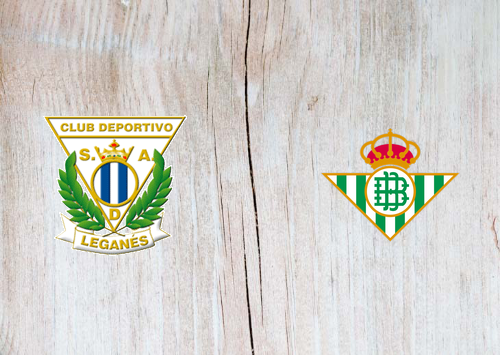 Leganes vs Real Betis -Highlights 16 February 2020