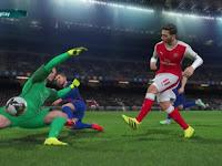 PES 2017 Gameplay Patch Ultimate V3 dari Parham 8