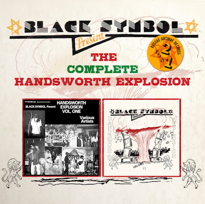 Black Symbol presents The Complete Handsworth Explosion (2015)
