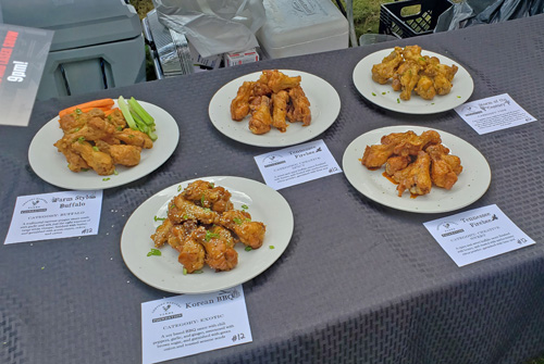 Century Harvest at Big Kahuna Wing Festival in Knoxville, TN