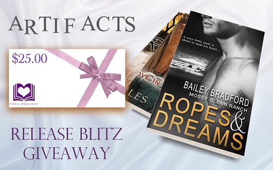 Artifacts Release Blitz Giveaway