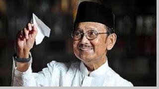 Profil dan biografi Dr. Ing. H. Bacharuddin Jusuf Habibie - berbagaireviews.com